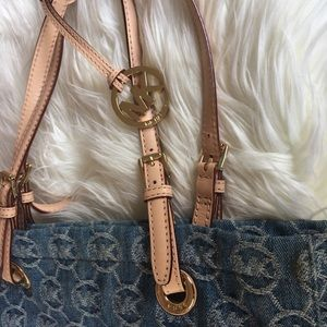 MICHAEL Michael Kors Bags - Authentic Michael Kors denim purse
